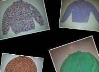 Knitted jumper's