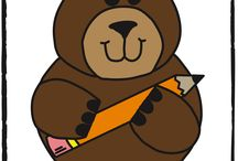 Behavior Bear / http://charactersofcharacter.org/index.php/behavior-bear/