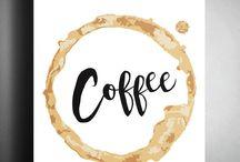 Kaffe embalasje