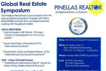 International Real Estate News for Realtors / by Martha Matthews Vasquez