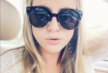 Sunglasses...they're my obsession.