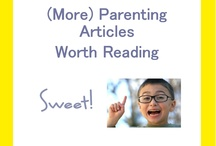 Parenting Buzz: Good Stuff Worth Reading / Here's a regular round up of GOOD articles and blogs collected via Parenting on Track. Enjoy!