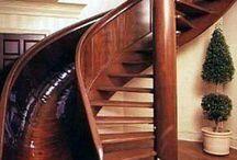 Escaliers & rampe
