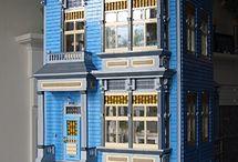 Lego Buildings&Houses