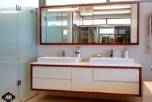 BATHROOM VANITIES DONE BY JOOS JOINERS