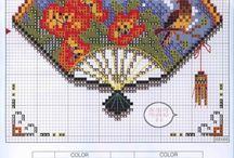 Cross Stitch - Oriental