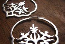 Silver Jewelry / by Rhonda Marrs Jones