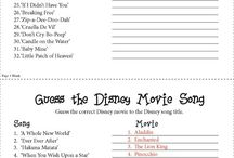 Disney movie marathon
