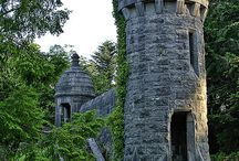 middle ages and castles