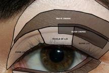 göz makyaj teknik