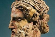 antica sculpure