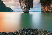Thailand / A great healing centre of Asia. Rich culture, diverse eco-system, one of earths great destinations~