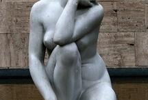 female statues