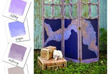 Purples by Heirloom Traditions Paint