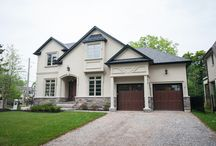 Previous Homes / Shots From some of our previous homes in Southern Ontario!
