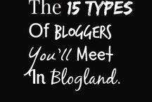 Just Blogging / Favorite Blogs