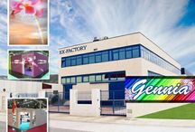 OUR FACTORY / www.exfactory-gennia.com