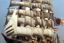 Tall Ships / Tall Sailing Ships