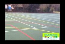 MUGA Sports Pitches in UK