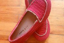 Shoes / Crochet shoes
