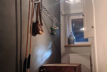 The Mudroom / How to create a Mudroom