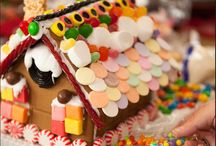 Gingerbread Houses / by Denise Campbell