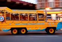 Duck Tours Around the World