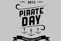 pirate typography
