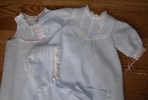 Old Fashioned Baby Layette