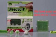 """The Best Earplugs for Sleeping and other cures for insomnia / A guide for the best earplugs for sleeping and other noise solutions on this board """"The Best Earplugs for Sleeping and other cures for insomnia"""". Brought to you by www.earplugstation.com The Home of Happy Ears"""
