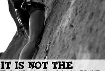Rock climbing / by Megan Small