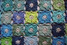 crochet / Crochet, colors, patterns