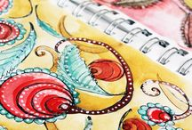 Art Journaling Love: Doodles / by Crafty Lou
