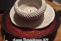Плетение из корня и природных материалов