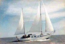 Future Goal: Sailing the Gulf Coast / by Jacqui Barrett-Poindexter