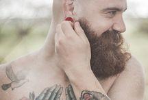 Beard Tattoo