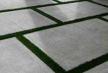 Artificial Grass Grouting