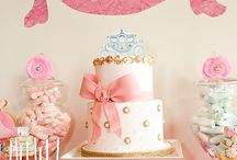 Lu's Cinderella birthday  / Ideas for tallulahs 3rd