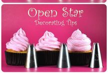 Cake Decorating Tips / by Trish 2