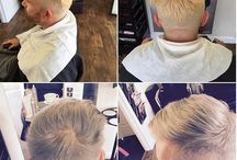 Gents Hair / Hair Styling for gents from a quick trim, to a complete re-design including colour and reshading to smooth away the first signs of grey.