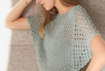 Clothes: knit & crochet for SUMMER