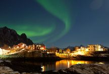 Northern Lights / Where in the world can we film Northern Lights? Come with us!