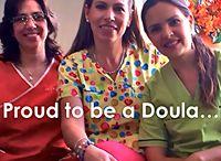 Doulas / Acompañamiento y apoyo en el embarazo y parto. Birth souport.