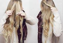 haren opsteken