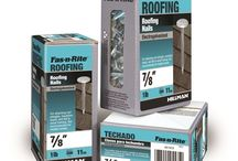Construction Nails / Hillman offers a line of roofing & siding, general construction, drywall and outdoor construction.
