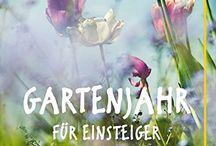 Gartenbücher und -kalender / Bücher und Kalender rund um das Thema GARTEN!