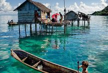 Places in Indonesia I want to visit