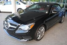 Ready for a Test Drive? / Check out the gorgeous new Mercedes-Benz vehicles on our lot! / by Mercedes-Benz of South Atlanta