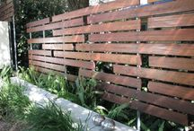 Fencing designs / All types of boundary, garden, feature fencing