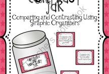 Compare and Contrast / by Nancy Lindsay